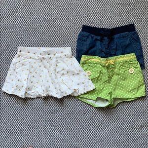 Other - Girls summer bottoms